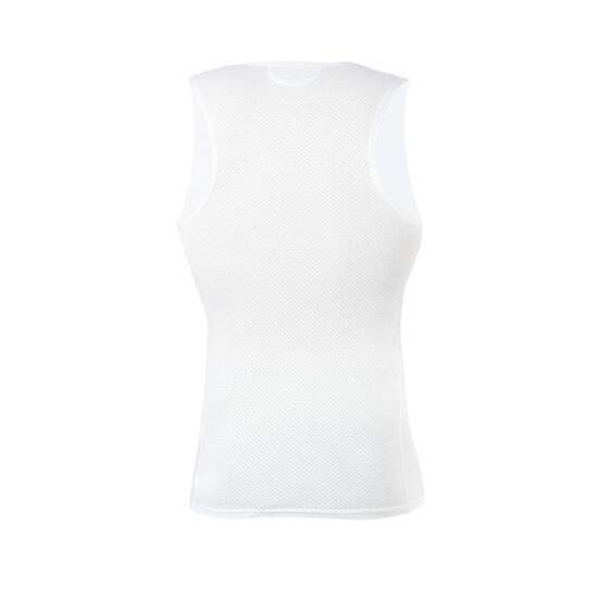 Mesh Tank Top Baselayer Herren weiss
