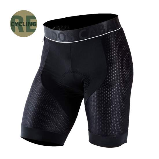Dos Caballos Inner Bike pants black. Top comfort